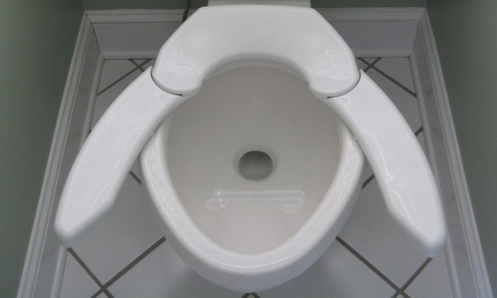 La lunette de toilettes ajustable - Lunette des toilettes ...