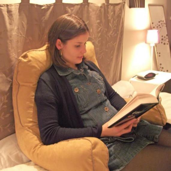 dossier de lit rembourr gonflable. Black Bedroom Furniture Sets. Home Design Ideas