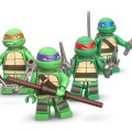 Lego Tortues Ninja - Le repère des tortues