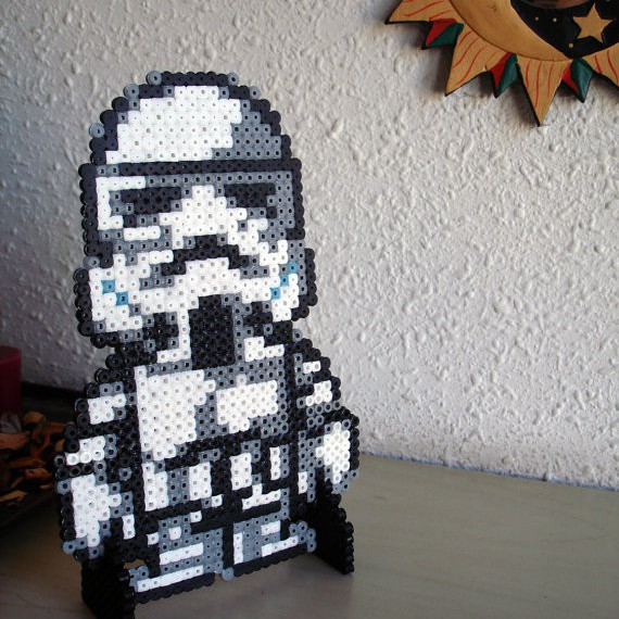 Star Wars Stormtrooper décoration perle
