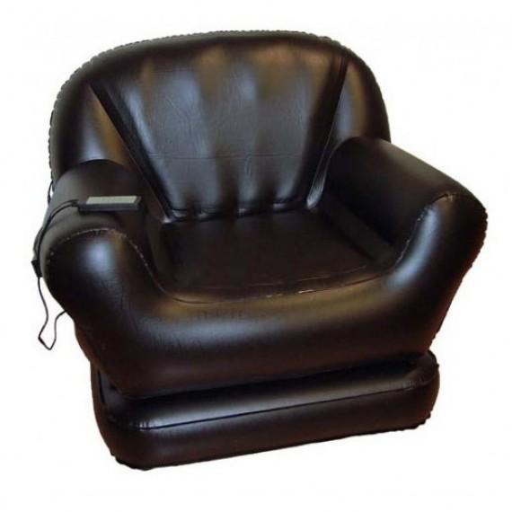Le fauteuil massant gonflable