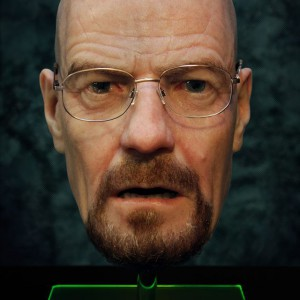 Masque Heinsenberg (Breaking bad)