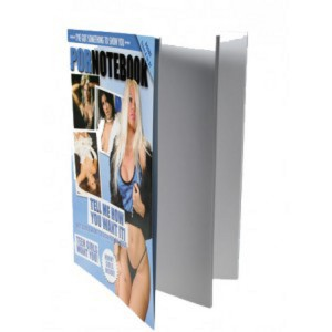 Pornotebook, le cahier-magazine X