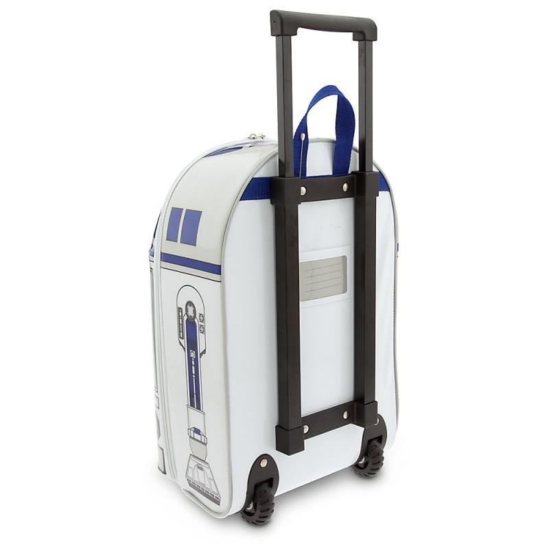valise pour enfant r2 d2 star wars commentseruiner. Black Bedroom Furniture Sets. Home Design Ideas