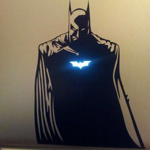 Le sticker Macbook Batman