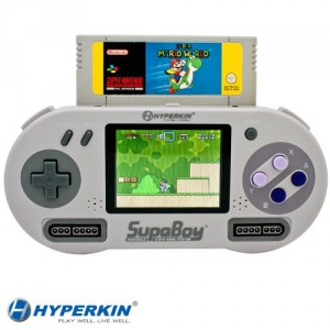 Supaboy, la Super NES portable