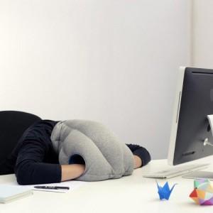 Faites une sieste au bureau