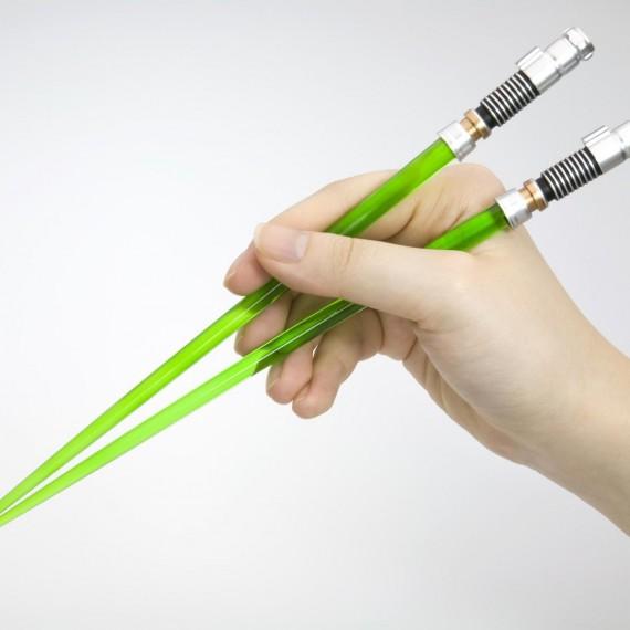 Baguettes Star Wars sabre laser