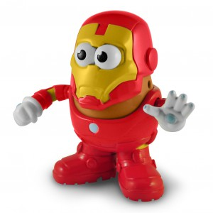 Monsieur Patate Iron Man