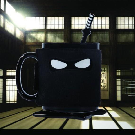 Mug ninja samourai