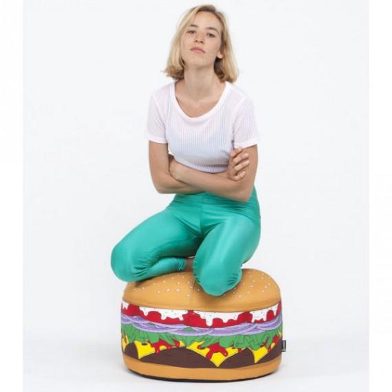 Pouf Hamburger - Woouf