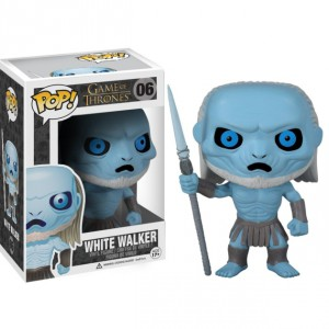 Figurine Pop Game of Thrones Marcheur Blanc White Walker