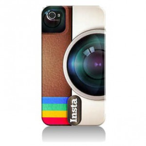 Coque iPhone Instagram