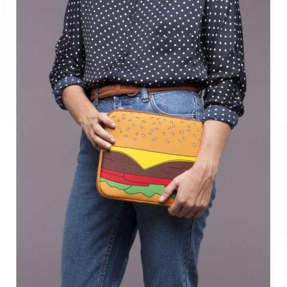 Housse pour Ipad/Tablette Burger - Woouf