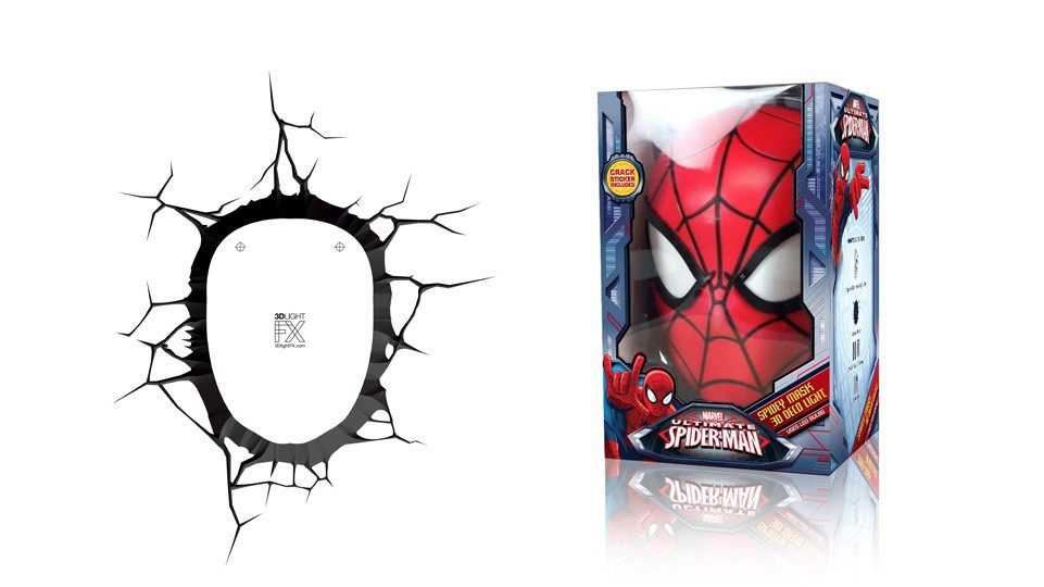 Decoration Enfant Spiderman