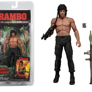Figurine Rambo Action Figurine 18 cm