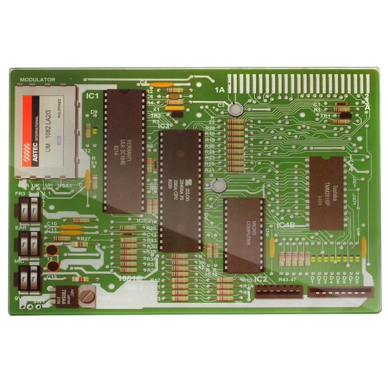Planche D Couper Carte M Re Motherboard