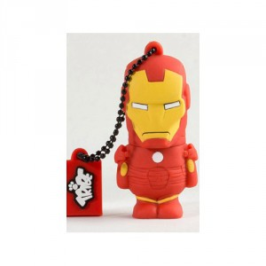 Clé USB Marvel Comics Iron Man 8 GB