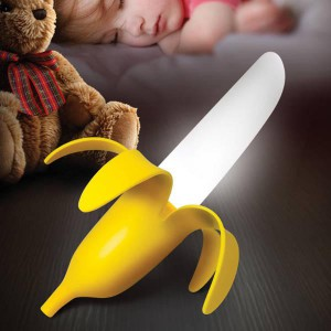 Veilleuse banane