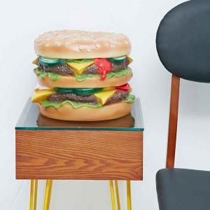 Lampe hamburger
