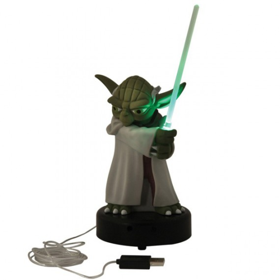 Lampe Star Wars Yoda USB