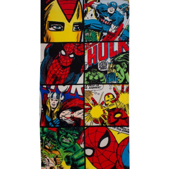 Serviette de bain Marvel Comics Defender
