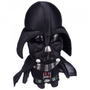 Peluche Sonore Star Wars Darth Vader
