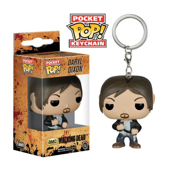 Porte Clés Funko POP The Walking Dead Daryl Dixon