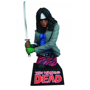 Tirelire The Walking Dead Michonne