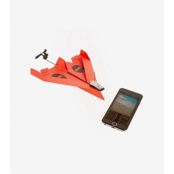 powerup 3 0 avion papier t l command par smartphone. Black Bedroom Furniture Sets. Home Design Ideas