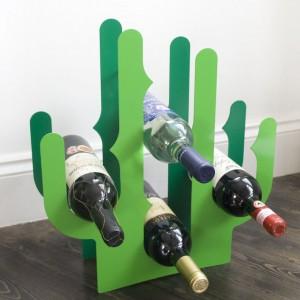 Porte-bouteilles Cactus