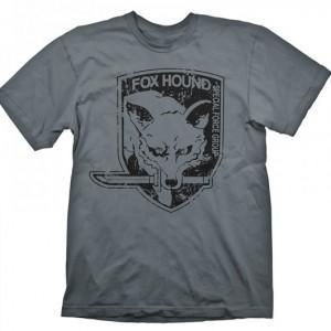 T-shirt Fox Hound Metal Gear Solid