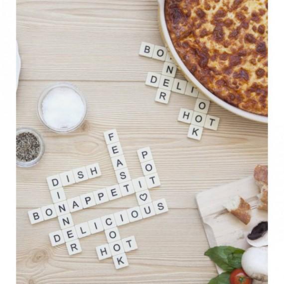 Dessous de plat Scrabble