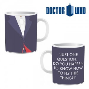 Mug Docteur Who 12th Doctor