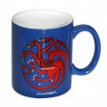 Mug Targaryen Game of thrones Bleu