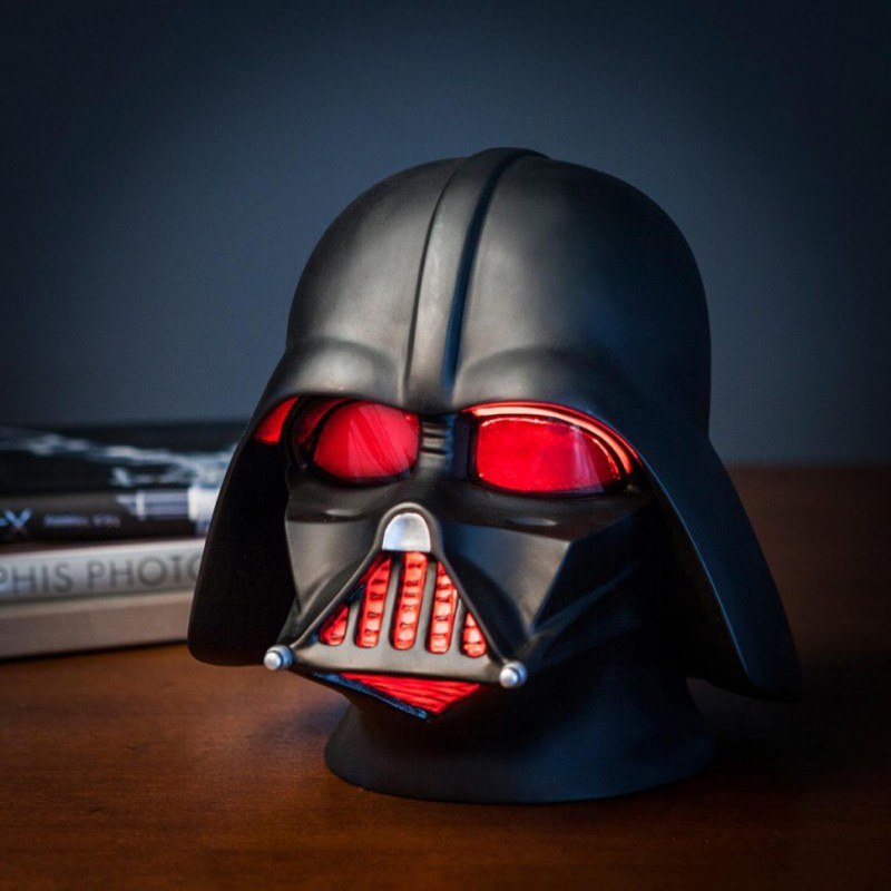 lampe ambiance star wars mood light dark vador. Black Bedroom Furniture Sets. Home Design Ideas