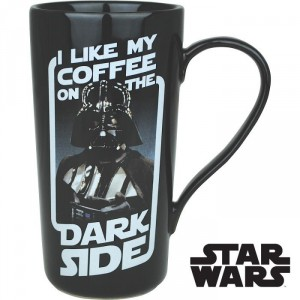 Mug Star Wars Darth Vader I like my coffee of the dark side