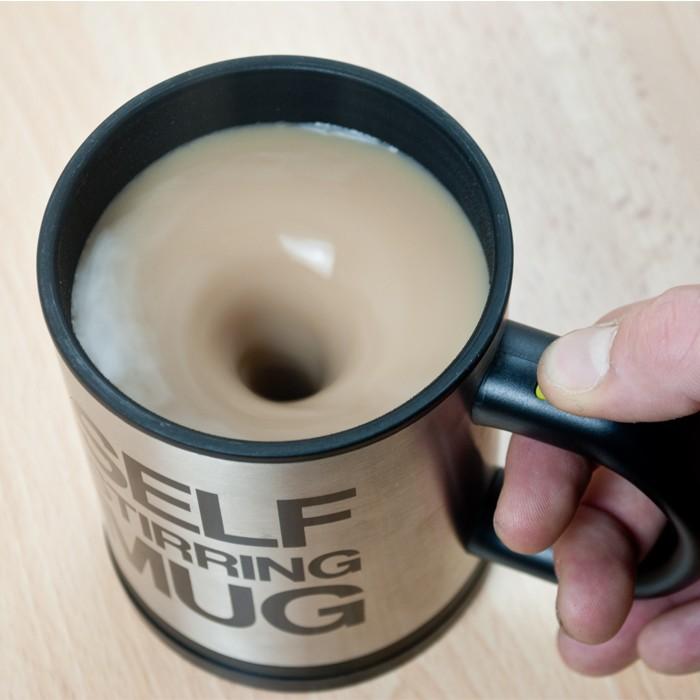 Super Mug avec melangeur automatique | CommentSeRuiner YG89