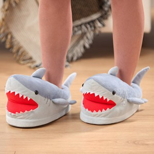 Chaussons Requin Shark