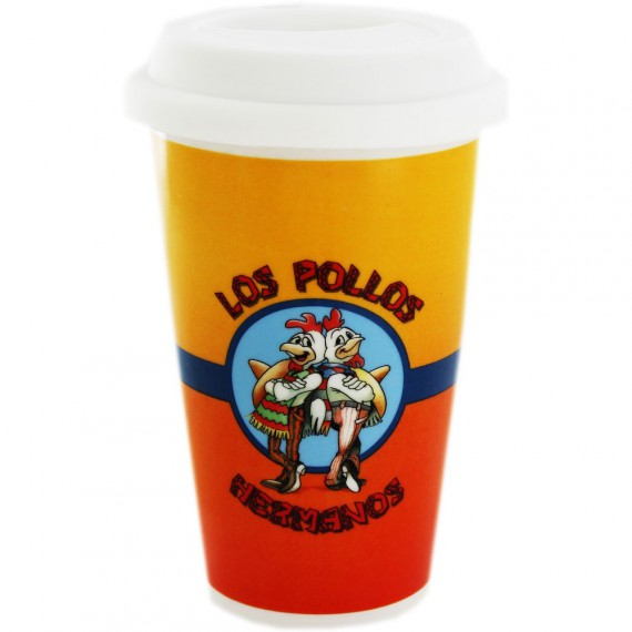 Mug de voyage Breaking Bad Los Pollos Hermanos