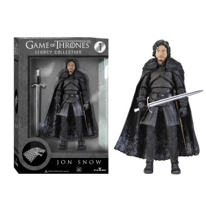 Figurine articulée Jon snow game of thrones