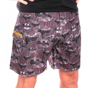 Short de bain Batman dark knight DC Comics