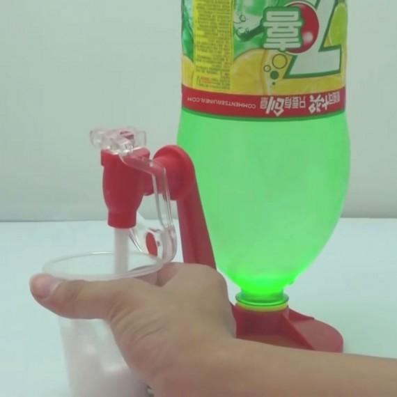Un débit de boisson à la maison