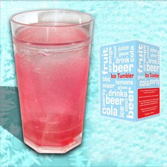 verre réfrigéré