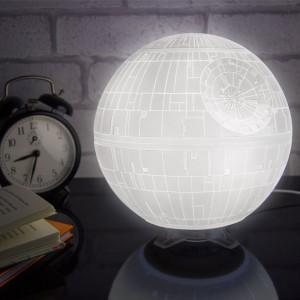 Lampe d'ambiance Étoile de la mort Star Wars
