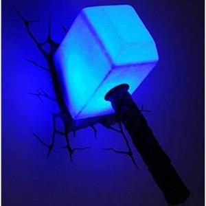 La veilleuse lampe marteau de Thor