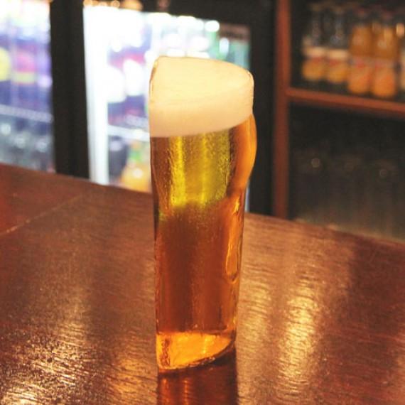 Verre à bière demi de pinte