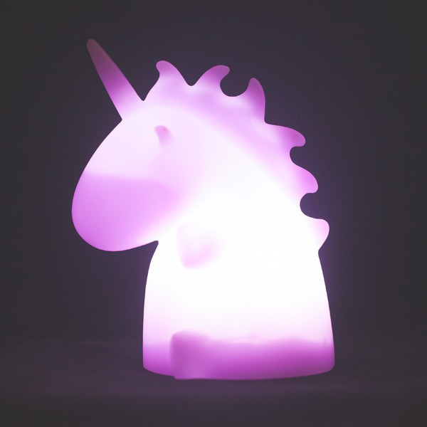 Veilleuse licorne led comment se ruiner for Chambre unicorn