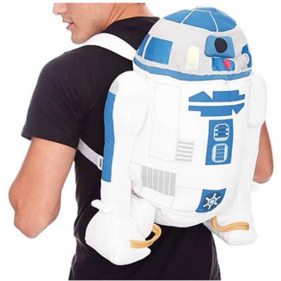 Sac à Dos Peluche Star Wars R2-D2