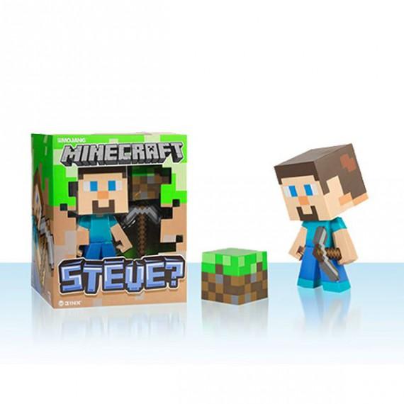 Figurine Steve Minecraft